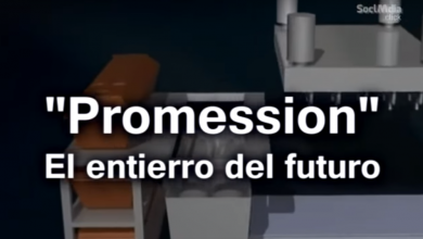 Photo of Promession La máquina que congelerá, deshará y enterrará tu cuerpo.