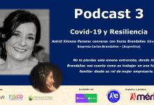 Photo of Podcast 3 – Covid-19 y Resiliencia