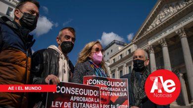 Photo of España aprueba la ley de eutanasia.