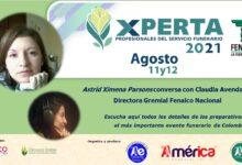 Photo of Xperta 2021 – Claudia Avedaño